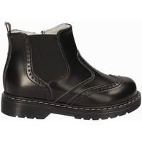 Schoenen Kinderen Laarzen Nero Giardini A724441M Zwart