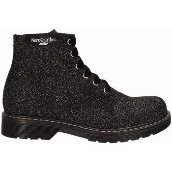 Schoenen Kinderen Laarzen Nero Giardini A732551F Zwart