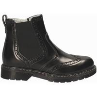 Schoenen Kinderen Laarzen Nero Giardini A734441M Zwart