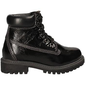 Schoenen Kinderen Laarzen Grunland PO587 Zwart