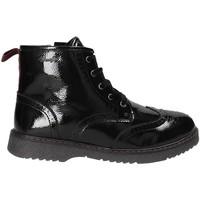 Schoenen Kinderen Laarzen Wrangler WG17239 Zwart