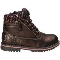 Schoenen Kinderen Laarzen Wrangler WG17230 Bruin