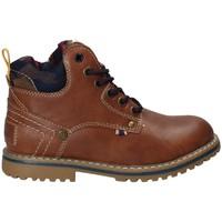 Schoenen Kinderen Laarzen Wrangler WJ17210 Bruin