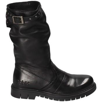 Schoenen Kinderen Laarzen Holalà HL140019L Zwart