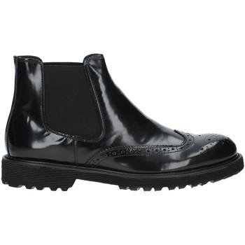 Schoenen Heren Laarzen Exton 498 Zwart