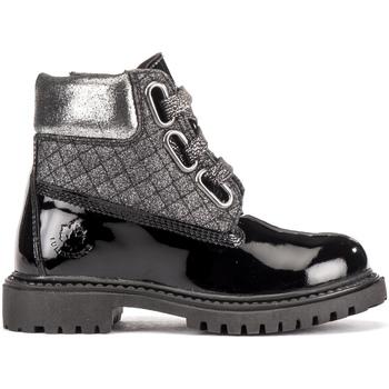 Schoenen Kinderen Laarzen Lumberjack SG00101 012 U91 Zwart