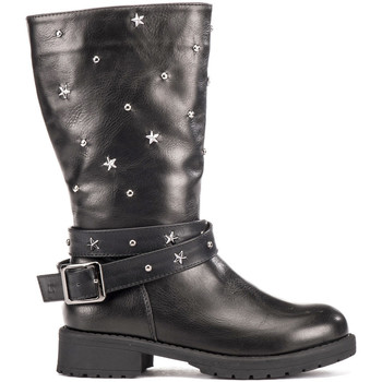 Schoenen Kinderen Laarzen Lumberjack SG21107 002 S01 Zwart