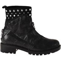 Schoenen Kinderen Laarzen Grunland PO1068 Zwart