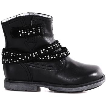 Schoenen Kinderen Laarzen Nero Giardini A820740F Zwart