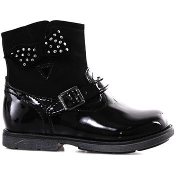 Schoenen Kinderen Laarzen Nero Giardini A820750F Zwart