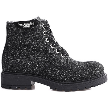 Schoenen Kinderen Laarzen Nero Giardini A830800F Zwart