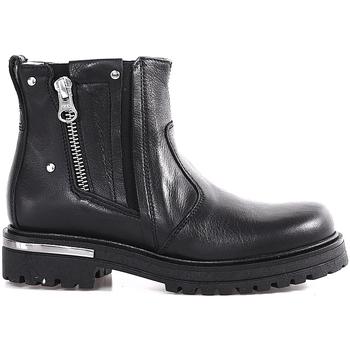Schoenen Kinderen Laarzen Nero Giardini A830830F Zwart