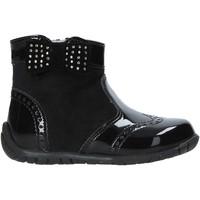 Schoenen Kinderen Laarzen Nero Giardini A918032F Zwart