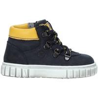 Schoenen Kinderen Laarzen Nero Giardini A923781M Blauw