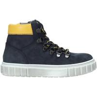 Schoenen Kinderen Laarzen Nero Giardini A933721M Blauw