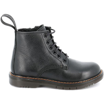 Schoenen Kinderen Laarzen Grunland PO1177 Zwart