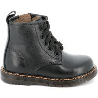 Schoenen Kinderen Laarzen Grunland PP0255 Zwart