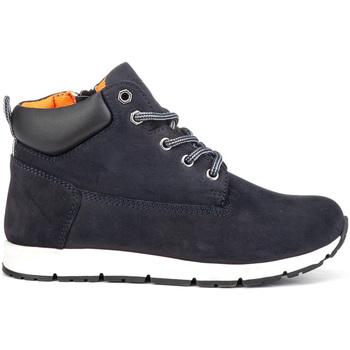 Schoenen Kinderen Laarzen Lumberjack SB65301 001 M23 Blauw