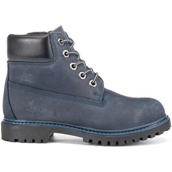 Schoenen Kinderen Laarzen Lumberjack SB00101 021 D01 Blauw