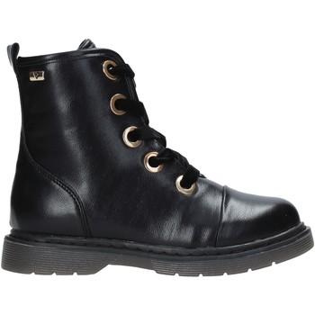 Schoenen Kinderen Laarzen Valleverde 10243 Zwart