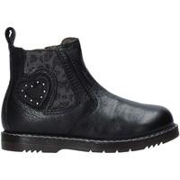 Schoenen Kinderen Laarzen Grunland PP0414 Zwart