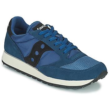 Schoenen Heren Lage sneakers Saucony JAZZ VINTAGE Blauw / Zwart