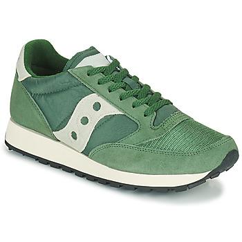 Schoenen Heren Lage sneakers Saucony JAZZ VINTAGE Groen