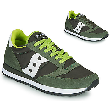 Schoenen Heren Lage sneakers Saucony JAZZ ORIGINAL Grijs / Kaki