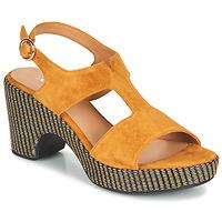 Schoenen Dames Sandalen / Open schoenen Adige ROMA V7 UNER SAFRAN Bruin