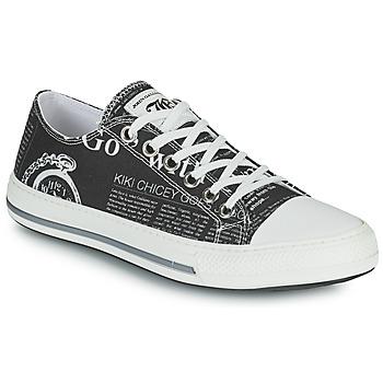 Schoenen Dames Lage sneakers John Galliano ALEXA Zwart