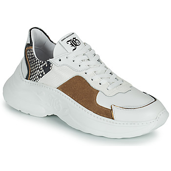 Schoenen Dames Lage sneakers John Galliano MISTEY Wit