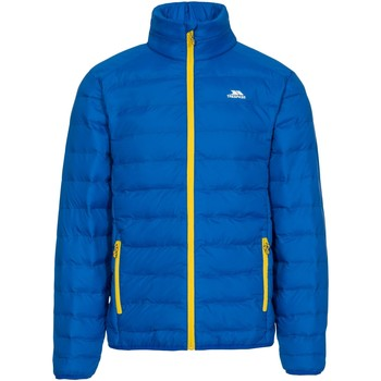 Textiel Heren Dons gevoerde jassen Trespass  Blauw