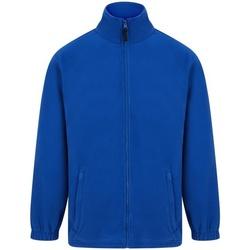 Textiel Heren Fleece Absolute Apparel  Blauw