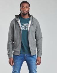 Textiel Heren Sweaters / Sweatshirts The North Face OPEN GATE FZHOOD LIGHT Grijs