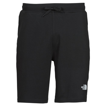 Textiel Heren Korte broeken / Bermuda's The North Face GRAPHIC SHORT LIGHT Zwart