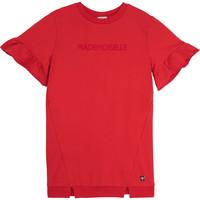 Textiel Meisjes Korte jurken Carrément Beau Y12234-992 Rood