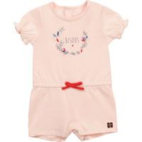 Textiel Meisjes Jumpsuites / Tuinbroeken Carrément Beau Y94234-44L Roze