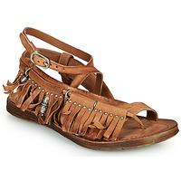 Schoenen Dames Sandalen / Open schoenen Airstep / A.S.98 RAMOS FRANGE Bruin