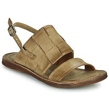Schoenen Dames Sandalen / Open schoenen Airstep / A.S.98 RAMOS TRESSE Kaki