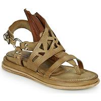 Schoenen Dames Sandalen / Open schoenen Airstep / A.S.98 POLA GRAPH Kaki