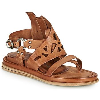 Schoenen Dames Sandalen / Open schoenen Airstep / A.S.98 POLA GRAPH Camel