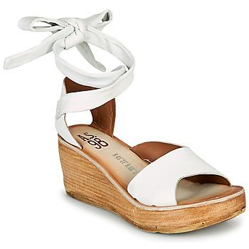 Schoenen Dames Sandalen / Open schoenen Airstep / A.S.98 NOA LACE Wit