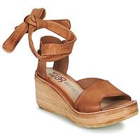 Schoenen Dames Sandalen / Open schoenen Airstep / A.S.98 NOA LACE Camel