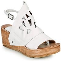 Schoenen Dames Sandalen / Open schoenen Airstep / A.S.98 NOA GRAPH Wit
