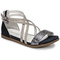 Schoenen Dames Sandalen / Open schoenen Regard BATZ Blauw