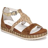 Schoenen Dames Sandalen / Open schoenen Regard CASSIS Bruin