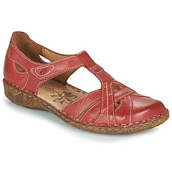 Schoenen Dames Sandalen / Open schoenen Josef Seibel ROSALIE 29 Rood