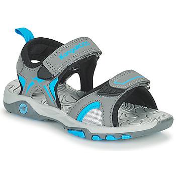 Schoenen Kinderen Sandalen / Open schoenen Kangaroos K-MONT Grijs / Blauw