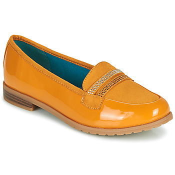Schoenen Dames Mocassins Damart 64847 Bruin