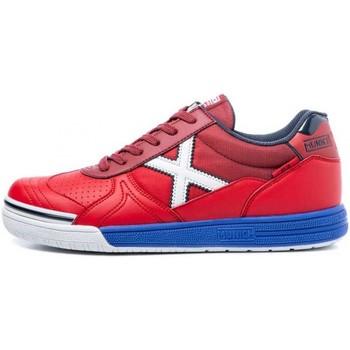 Schoenen Heren Lage sneakers Munich INDOOR 3111017 Rood